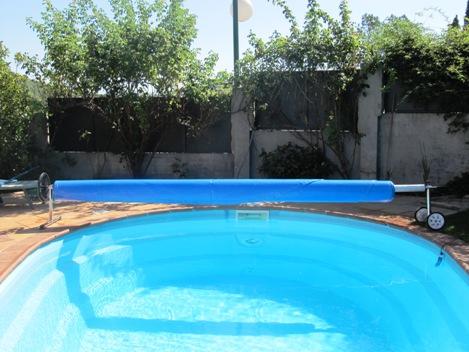 Construcci n cubiertas y climatizacion de piscinas en jaen for Cubiertas para piscinas madrid